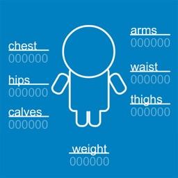 My Body Measurements