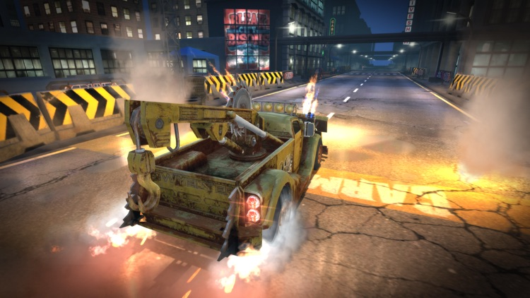 Carmageddon Crashers-Drag Race screenshot-3