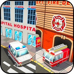 City Ambulance Simulator Games
