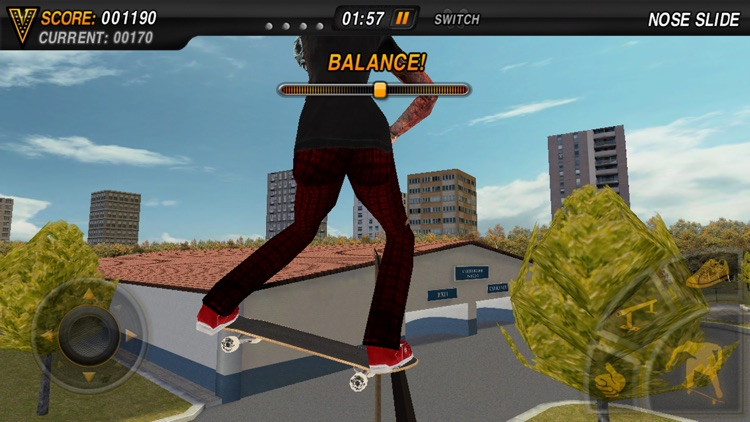 Skateboard Party screenshot-1