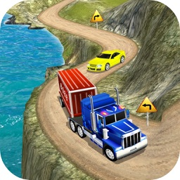 Hill Road Cargo Truck Challeng