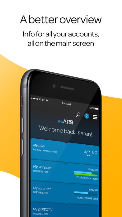 download myAT&T apps 3
