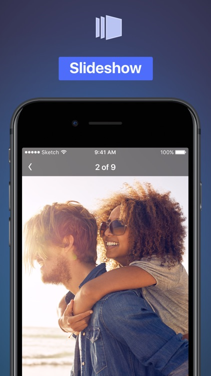 Vault to lock photo+video - Secure private picture screenshot-4