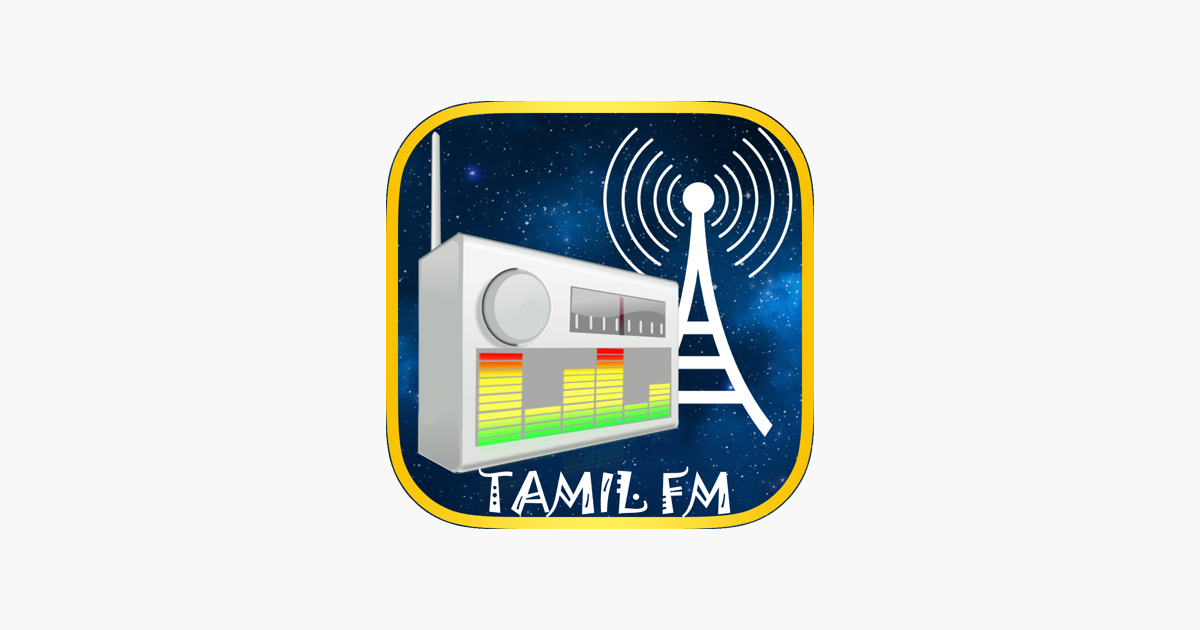 Tamil FM Radio on the App Store