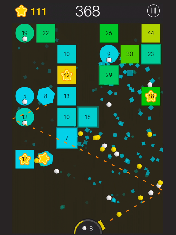 Nonstop Balls screenshot 6