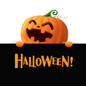 Halloween Party Emoji Stickers app
