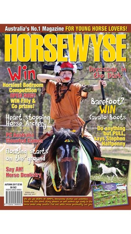 Horse Wyse Magazine - Australia's No.1 Horse Magazine for teen and tweens