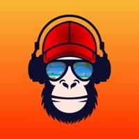 Monkiji - Funny Monkey Emoji Text Chat Stickers