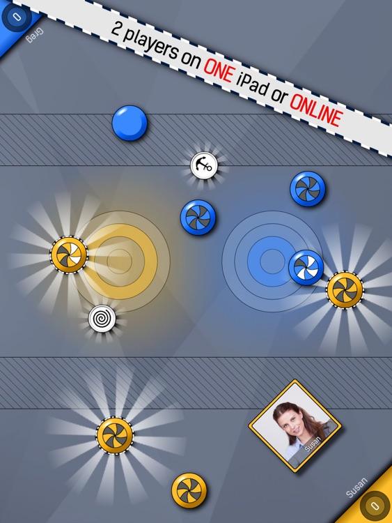 Hover Disc 2 - Multiplayer Fun screenshot-0