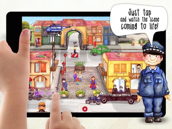 Крошки-пожарные Скриншоты9