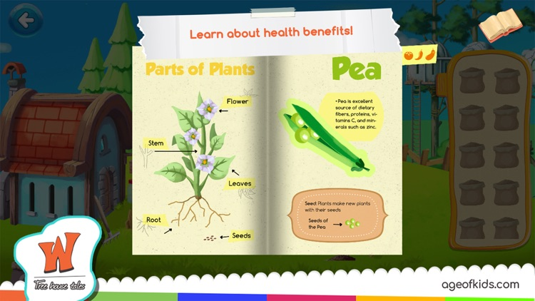 Plants Veggies Wonderwood screenshot-5