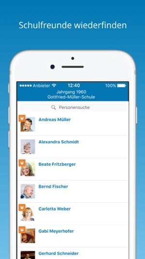 Stayfriends On The App Store