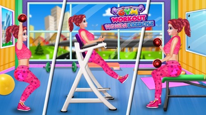 Gym Workout - Women Exercise screenshot 3