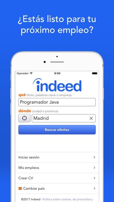 download Indeed: Búsqueda de empleo apps 2