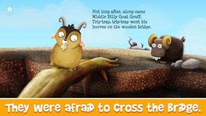 StoryTime: Billy Goats Gruff screenshot 2