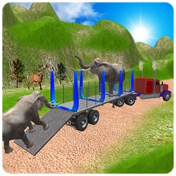 Zoo Wild Animals Transport 3D
