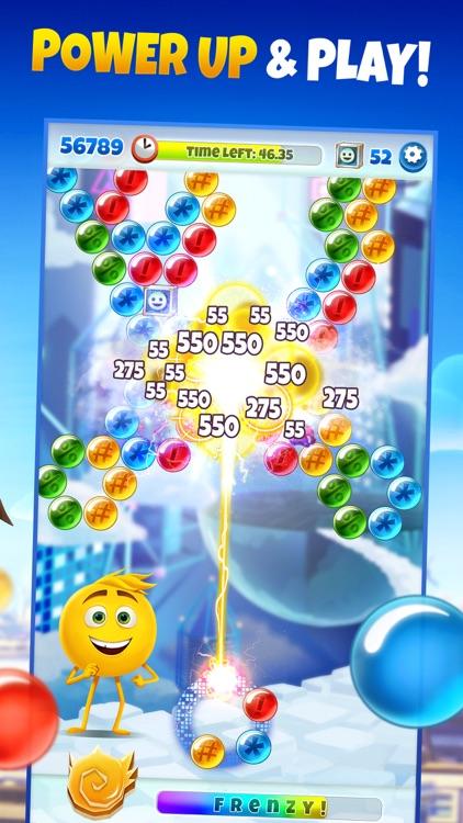 POP FRENZY! Emoji Movie Game screenshot-4