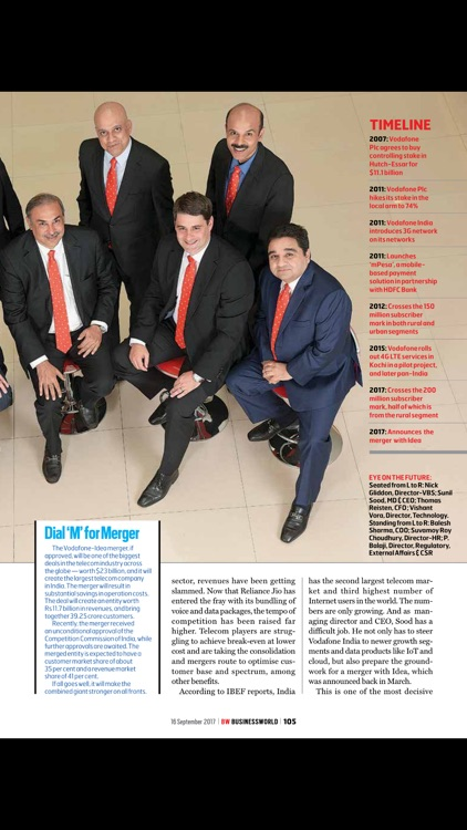 Businessworld India screenshot-4