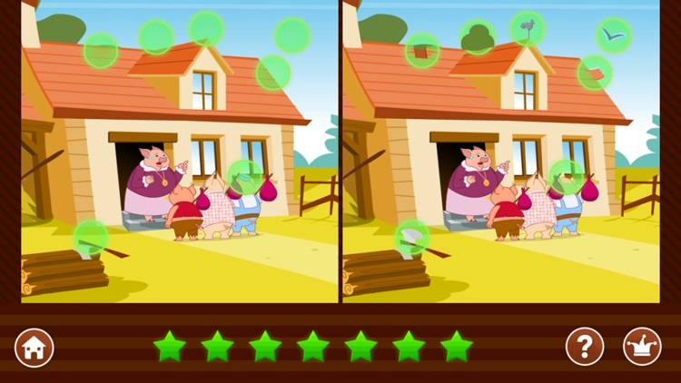 7 differences by Chocolapps