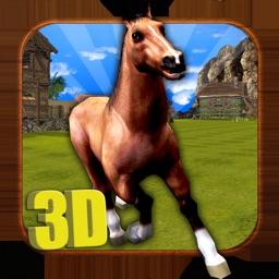 Horse Simulator Rider Game