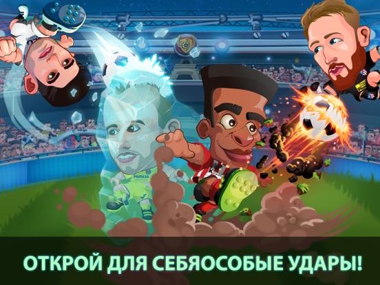 Игра Head Soccer LaLiga 2019