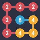 2 for 2 - 2048 rompecabezas icon