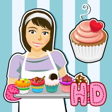 Activities of Cupcake Baker HD
