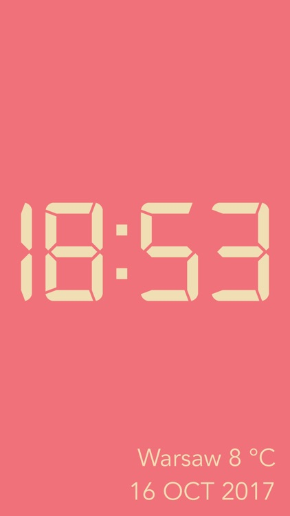 Simple Clock screenshot-4