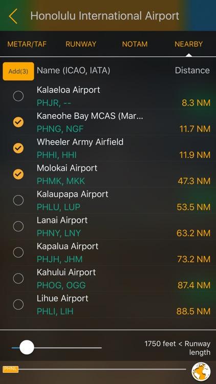 Easy Aviation Weather screenshot-3