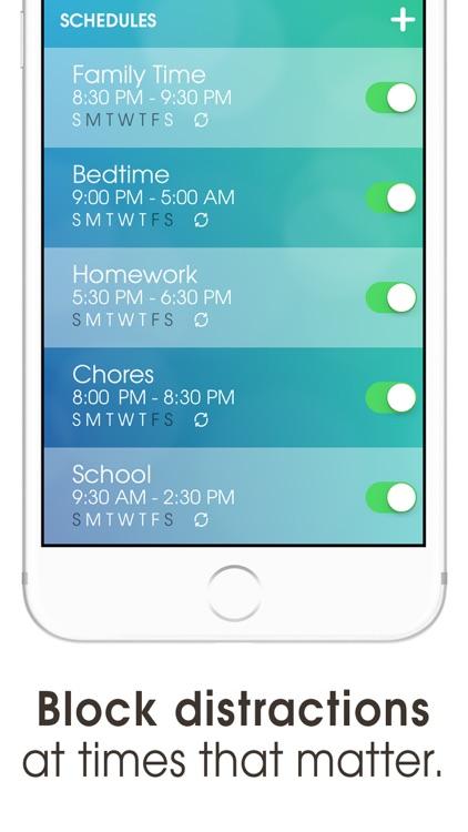OurPact – Parental Control screenshot-4