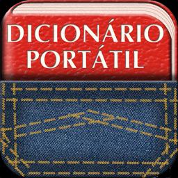 Ícone do app Dicionário Portátil