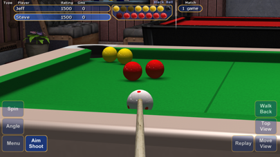 Descargar Virtual Pool 4 for iPhone para Android