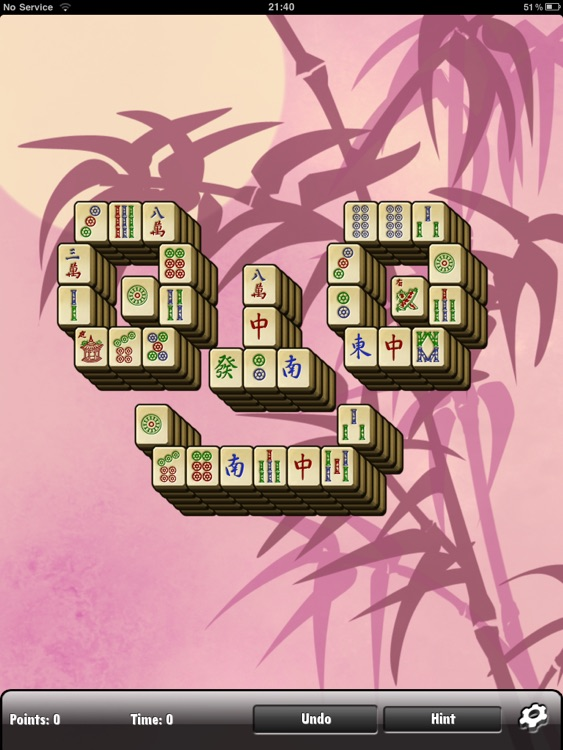 Mahjong HD! screenshot-2