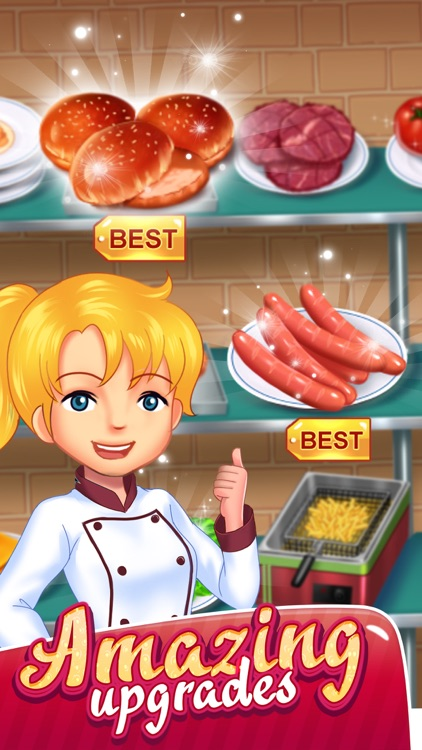 Kitchen Craze: Cooking Chef