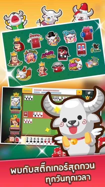 Dummy - Casino Thai Card Game screenshot-3