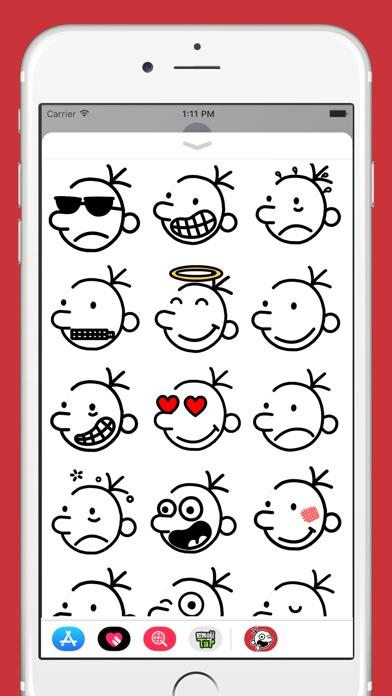 Wimpy Kid Emojis By Bare Tree Media Inc Category 54 Reviews