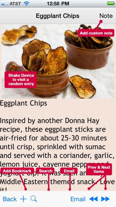 Air Fryer Recipes screenshot four