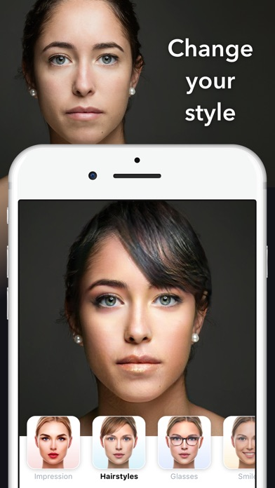 download FaceApp - AI Face Editor apps 3