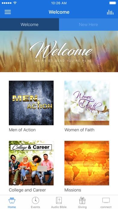 World Harvest Church Hemet screenshot 1