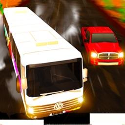 City Bus Traffic Racing 2018