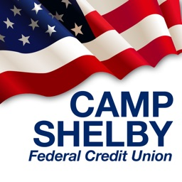 Camp Shelby FCU for iPhone