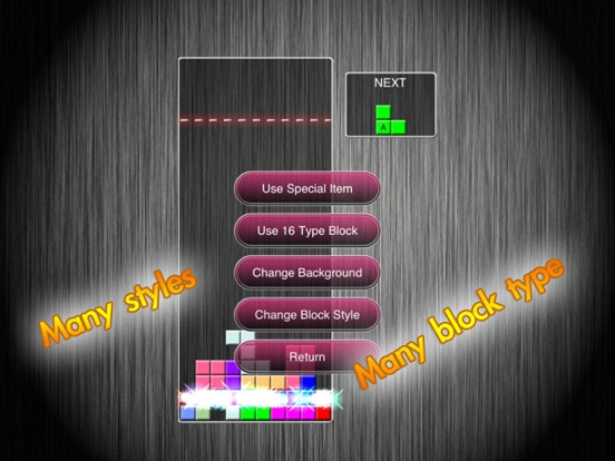 Игра Block vs Block