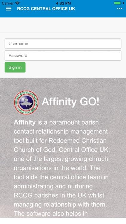 Affinity GO!