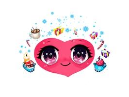 Loveji Holiday Spirit Stickers