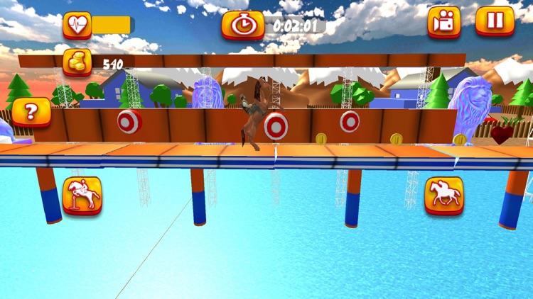Horse Riding Stunt Simulation screenshot-5