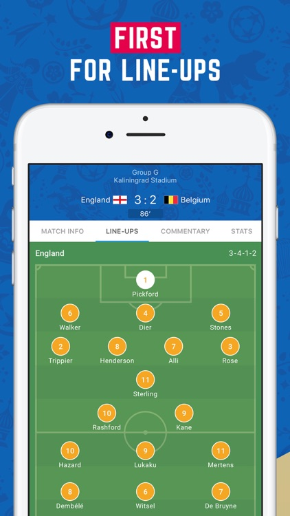 LiveScore: World Football 2018 screenshot-4