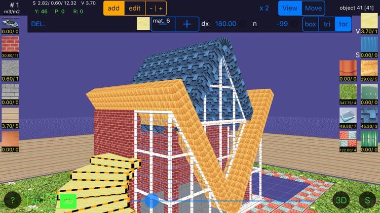 Villa 3D - CAD Home Design screenshot-3