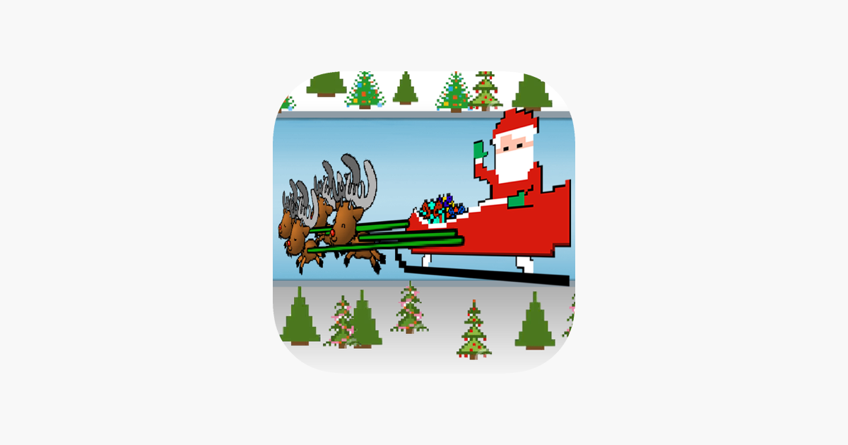 Santa Claus Christmas Gift Joyride (an xmas sleigh game) on the App ...