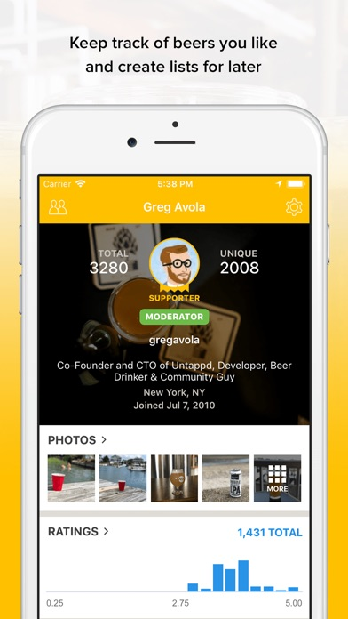 Untappd - Discover Beer for Windows