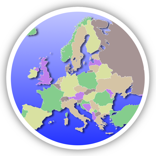 Europe Map Quiz Education Ed.